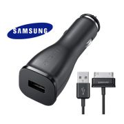 Carregador veicular  para Tablet Samsung Galaxy - Samsung ECA-P10CBEC