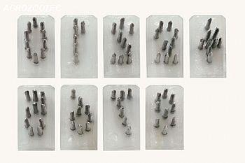 Jogo de números para Tatuador tipo Burdizzo de 0 a 9 (10 mm)