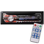 Cd Mp3 Player Automotivo Rayx C3229 Usb Sd Auxiliar