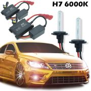 Kit Xenon Carro 12V 35W H7 6000K
