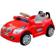 Mini Carro Elétrico Infantil 6V Importway BW001-V Vermelho