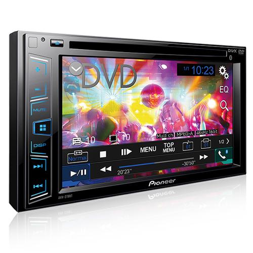 Dvd Automotivo 2 Din 6.2 Pioneer Avh-278Bt Bluetooth  - BEST SALE SHOP