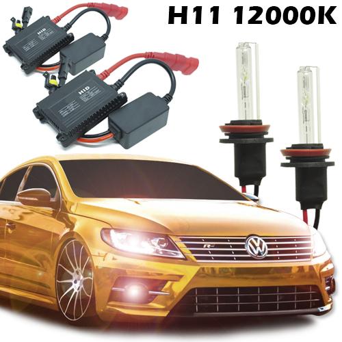 Kit Xenon Carro 12V 35W H11 12000K  - BEST SALE SHOP