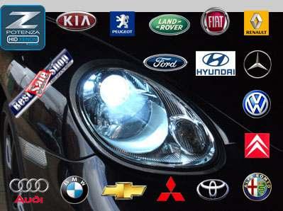 Kit Xenon Carro 12V 35W Jl Auto Parts H16 8000K  - BEST SALE SHOP