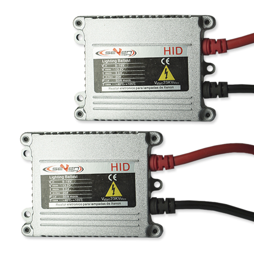 Kit Xenon Carro 12V 35W Seven Parts H3 6000K  - BEST SALE SHOP