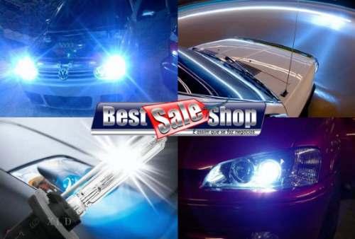 Kit Xenon Carro 12V 35W Tay Tech H3 10000K  - BEST SALE SHOP