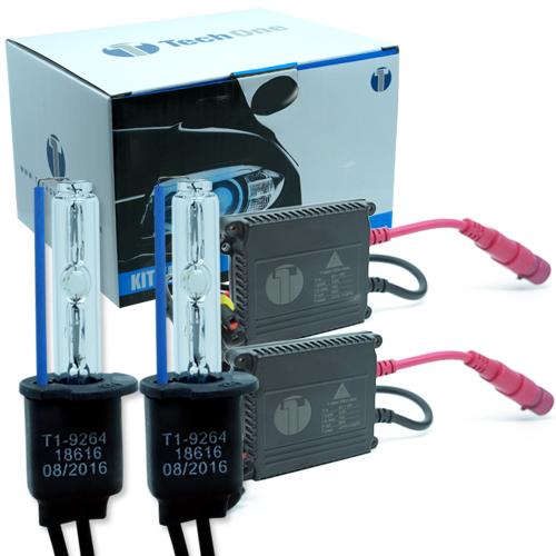 Kit Xenon Carro 12V 35W Tech One H3 8000K  - BEST SALE SHOP