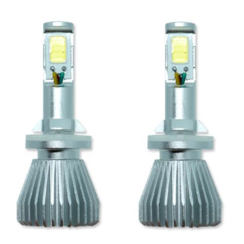 Par Lâmpada Super Led 6400 Lumens 12V 24V 32W Seven Parts H27 6000K  - BEST SALE SHOP