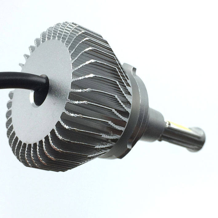Par Lâmpada Super Led 6400 Lumens 12V 24V H11 6000K  - BEST SALE SHOP