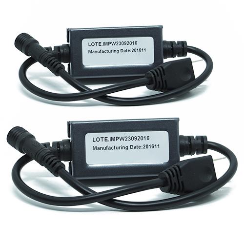 Par Lâmpada Super Led 6000 Lumens 12V 24V 40W Importway H7 6000K  - BEST SALE SHOP