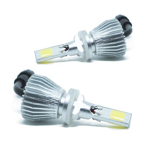 Par Lâmpada Super Led 7400 Lumens 12V 24V 3D H27 6000K  - BEST SALE SHOP