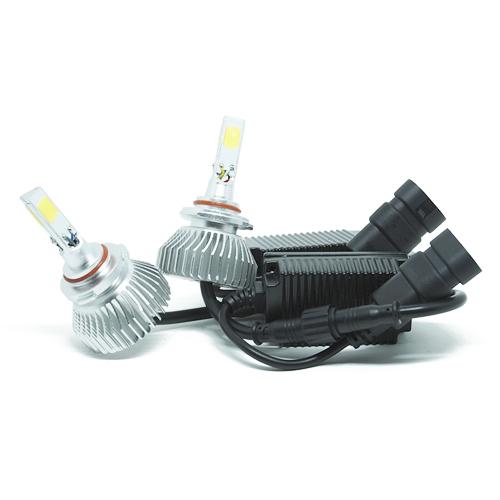 Par Lâmpada Super Led 7400 Lumens 12V 24V 40W Cinoy 3D HB3 9005 6000K  - BEST SALE SHOP