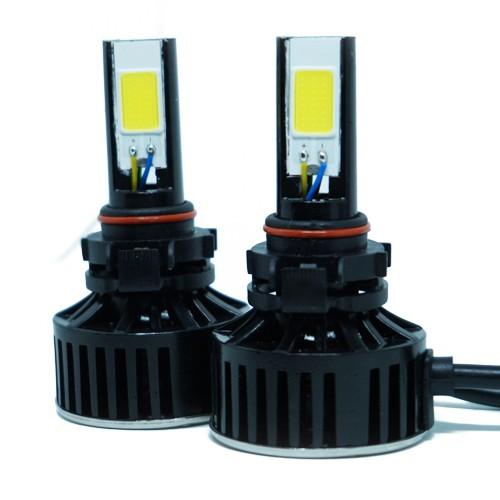 Par Lâmpada Super Led 7400 Lumens 12V 24V 48W Tech One H16 6000K  - BEST SALE SHOP