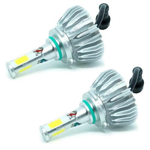 Par Lâmpada Super Led 8000 Lumens 12V 24V 48W Seven Parts 3D HB3 9005 6000K  - BEST SALE SHOP