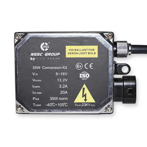 Reator Xenon Reposição 12V 35W Standard  - BEST SALE SHOP