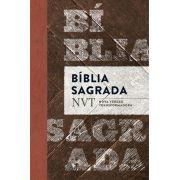 BÍblia NVT - Madeira