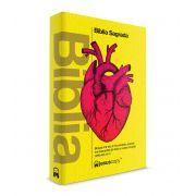 Bíblia JesusCopy Coração - Amarela