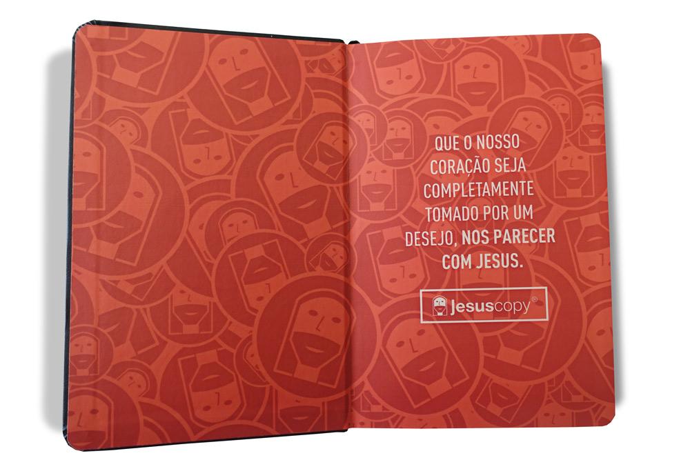 Caderno Moleskine JesusCopy  - Jesuscopy