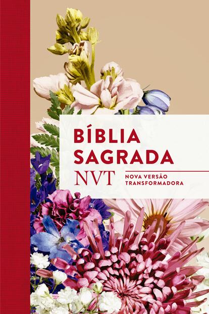 BÍblia NVT - Buque - Flexível  - Jesuscopy
