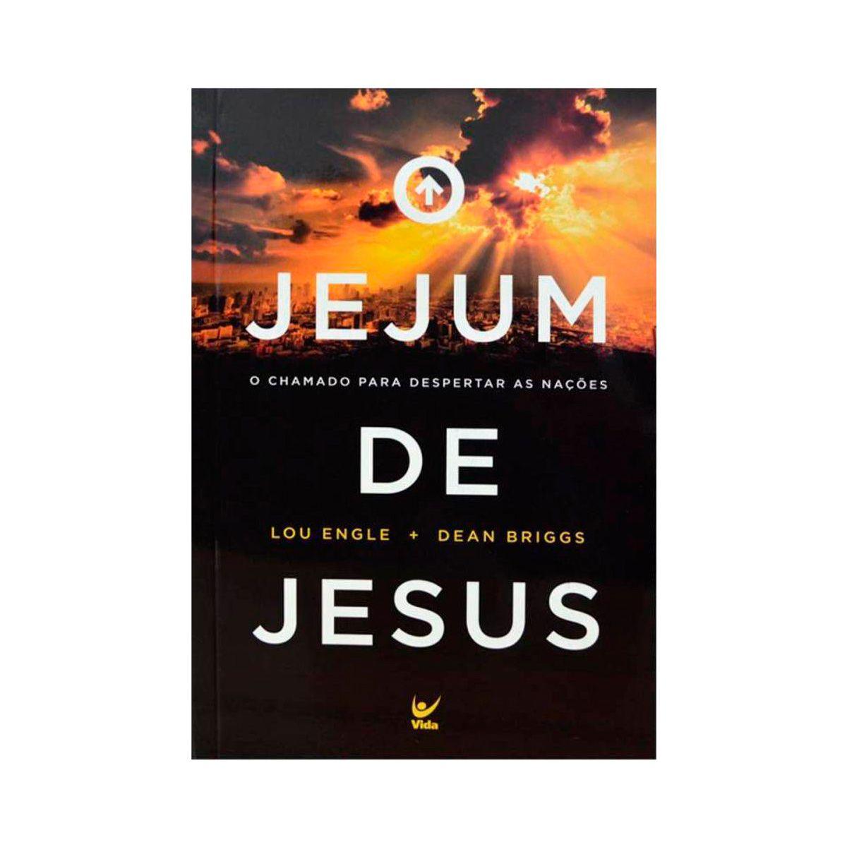 Jejum de Jesus - Lou Engle e Dean Briggs  - Jesuscopy