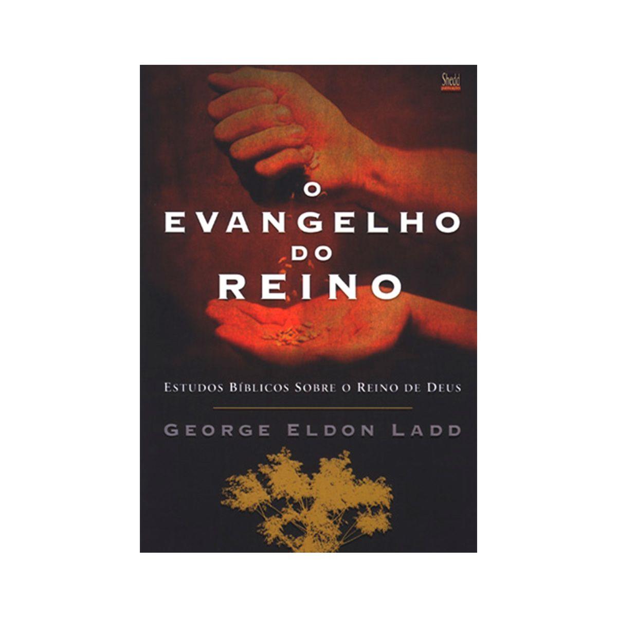 Livro - O Evangelho do Reino  - Jesuscopy