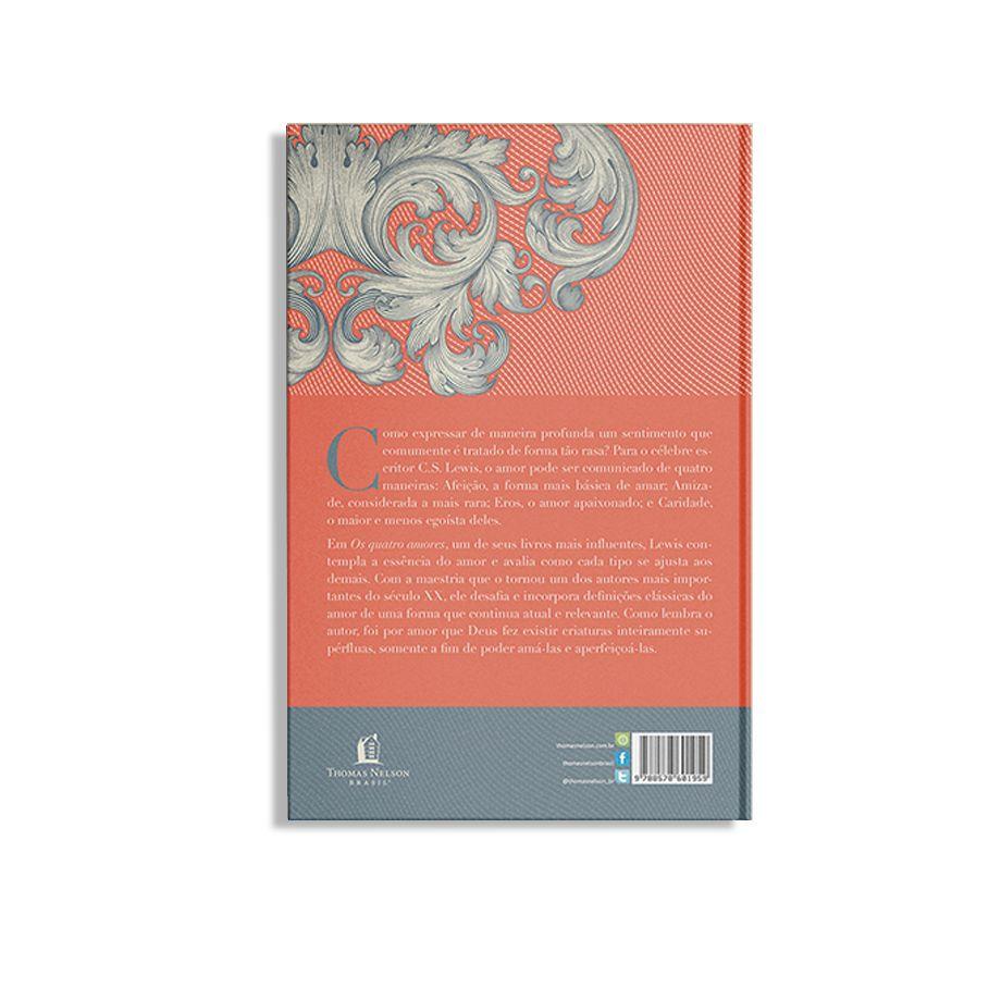 Os quatro amores - C.S. Lewis  - Jesuscopy
