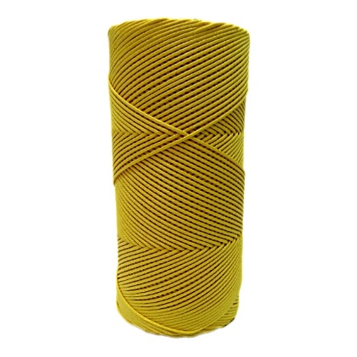 Cordão encerado fino castor (3322)- CDF016 ATACADO