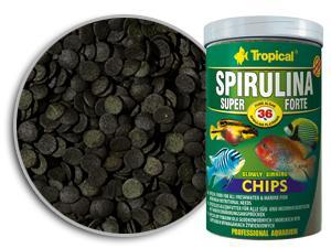 Tropical Spirulina Super Forte Chips 052 g
