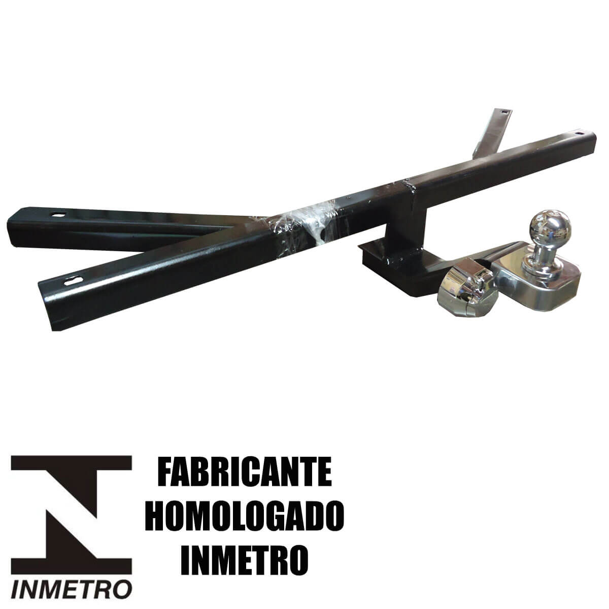 Engate de reboque fixo Focus Hatch 2009 a 2013