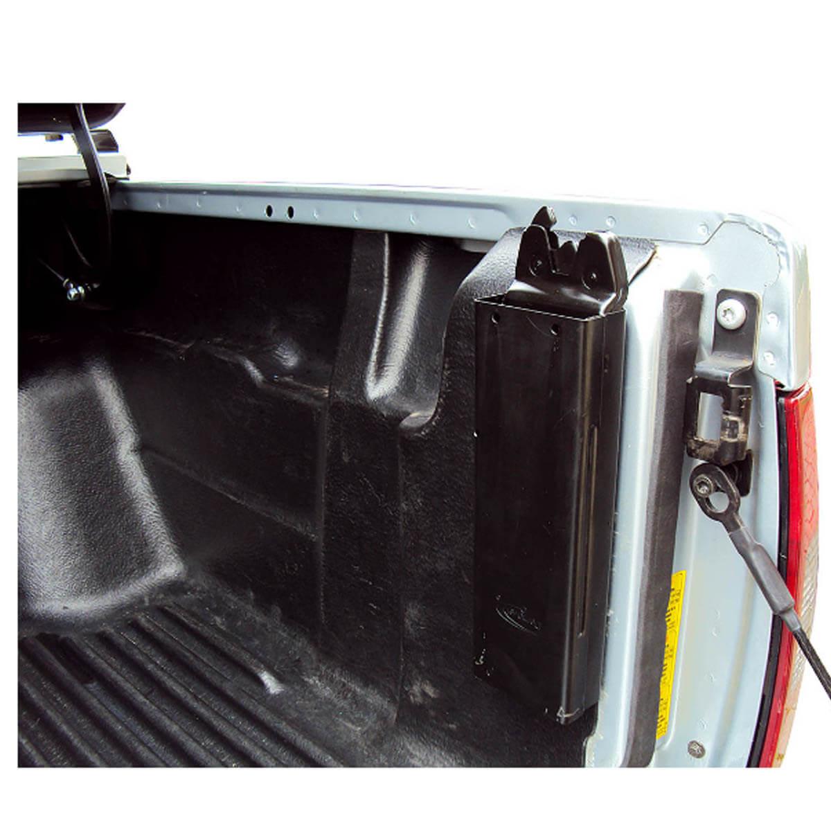 Tampão de aço capota elétrica Nova Ranger cabine dupla 2013 a 2018 LIMITED