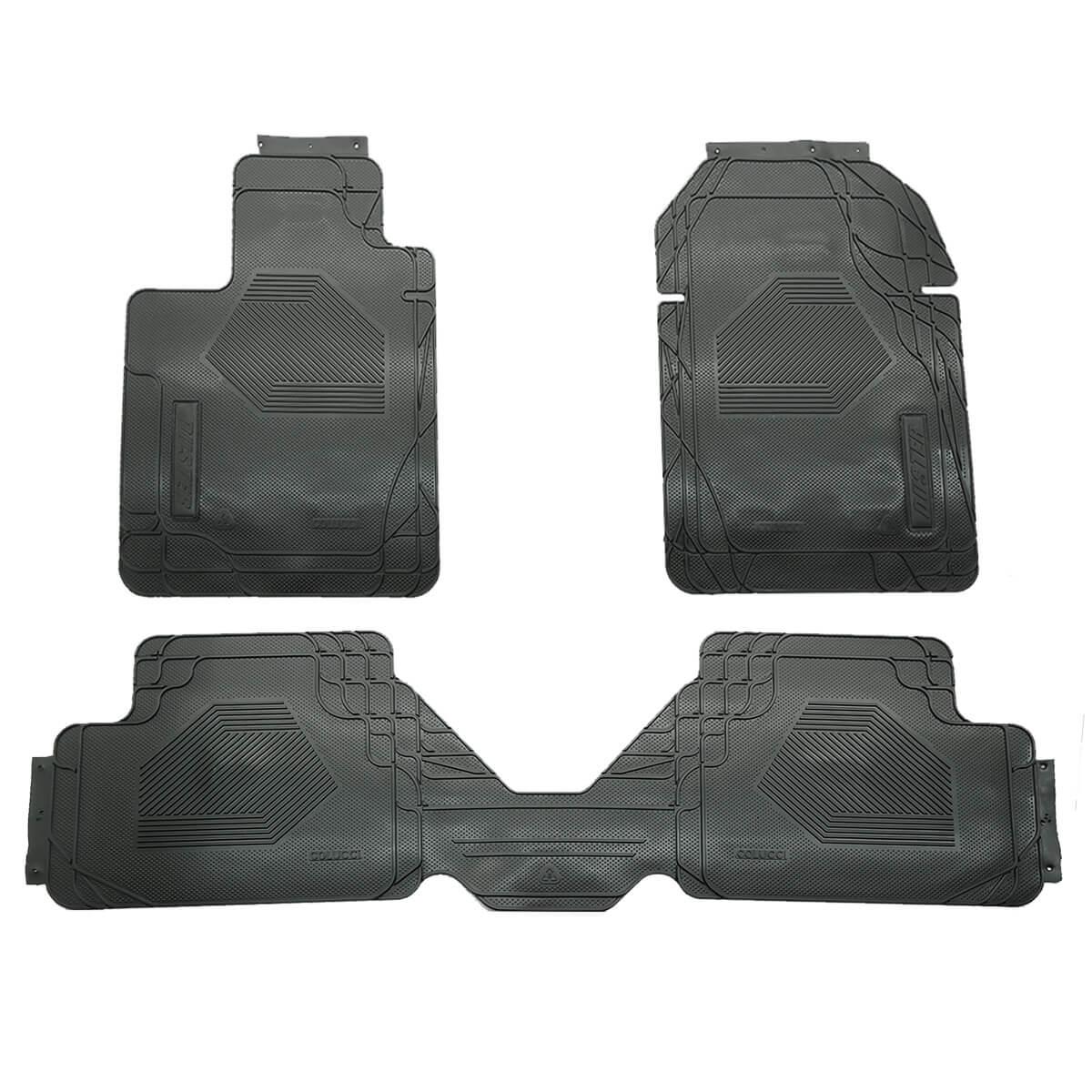 Tapete personalizado PVC flexível Duster 2012 a 2018 ou Duster Oroch 2016 2017 2018