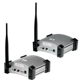 R1T2 - Kit Receptor + Transmissor de Áudio via Wireless R1 T2 - CSR