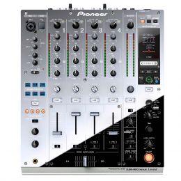 DJM900NXS - Mixer DJ 4 Canais c/ USB DJM 900 NXS Prata - Pioneer