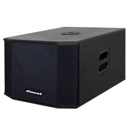 Subwoofer Ativo Fal 18 Pol 1000W - OPSB 2700 Oneal