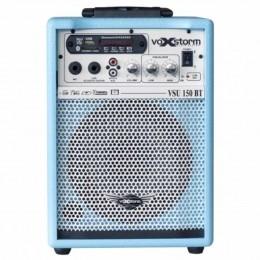 Cubo Multiuso Fal 6 Pol 15W c/ USB / Bluetooth / Bateria VSU 150 BT - Voxstorm
