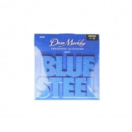 Encordoamento Guitarra Dean Markley Blue Steel 011 52 - #2562 DEAN MARKLEY