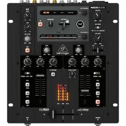 Mixer DJ 2 Canais NOX 202 - Behringer