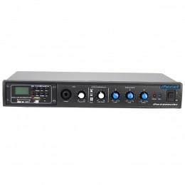 Amplificador Som Ambiente 60W até 12 Caixas c/ USB / Bluetooth / Equalizador - OM 2000 SL BT Oneal