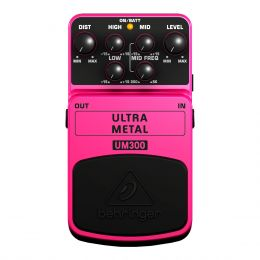 Pedal Distortion p/ Guitarra - UM 300 Behringer