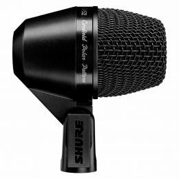 Microfone c/ Fio Dinâmico p/ Bumbo - PGA 52 XLR Shure