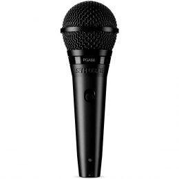 Microfone c/ Fio de Mão - PGA 58 XLR Shure
