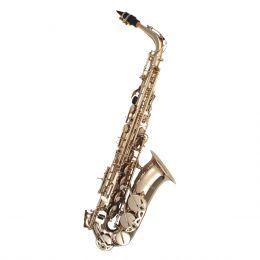 Saxofone Alto 6430A Niquelado - Eastman