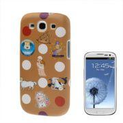 Capa Personalizada série Signo para Samsung Galaxy S3 S III i9300 - Signo Capricórnio