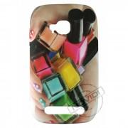 Capa Personalizada Esmaltes Coloridos para Nokia Lumia 710