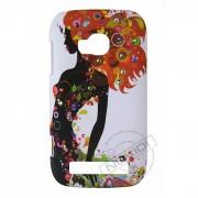 Capa Personalizada com Strass para Nokia Lumia 710 - Modelo 1