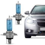 Lâmpada Certa H4 12V 4200K 60 55W Super Branca Par