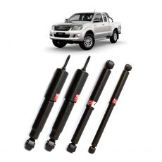 Kit Amortecedores Kyb Toyota Hilux Pick Up 4x4 97 a 04