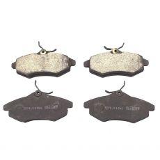 Pastilha Freio SYL Dianteiro Citroen C2 1.1 1.4 Citroen C3 1.1 e 1.4