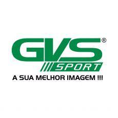 Retrovisor Moto GVS Asa Haste Preta Rosca Honda (Par)