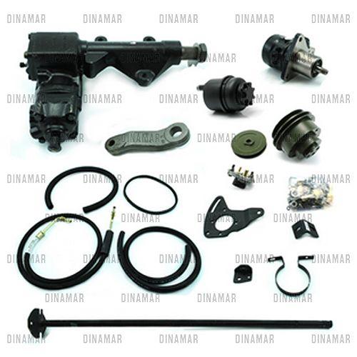 Kit De Direção Hidráulica Do Ford F1000 F4000